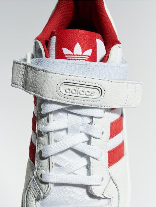 adidas originals Сникеры Forum Lo белый