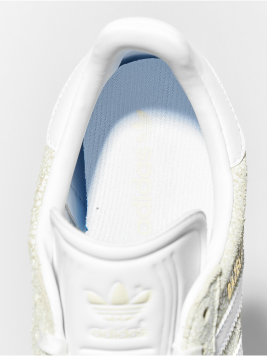 adidas originals Сникеры Gazelle W белый