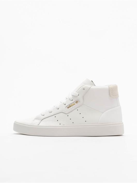 adidas Originals Сникеры Sleek Mid белый