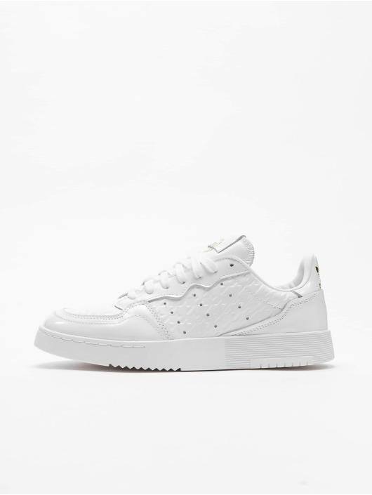 adidas Originals Сникеры Supercourt белый