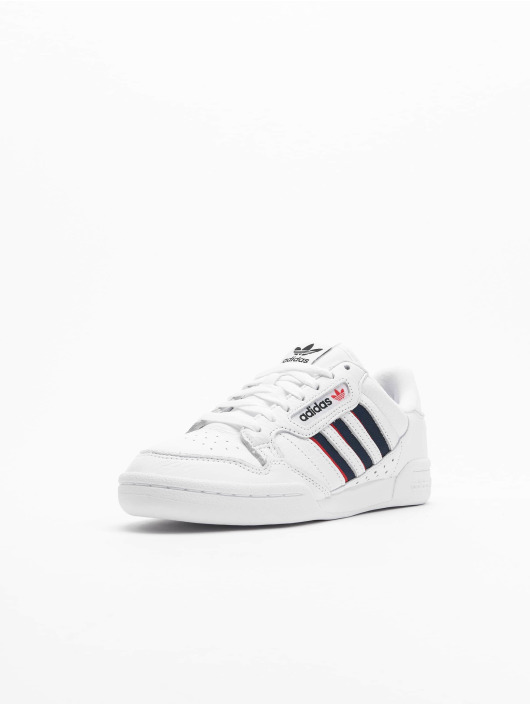 adidas Originals Сникеры Continental 80 Stripe белый