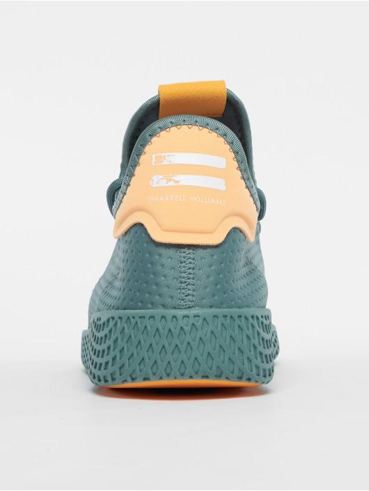 adidas originals Сникеры Pw Tennis Hu зеленый