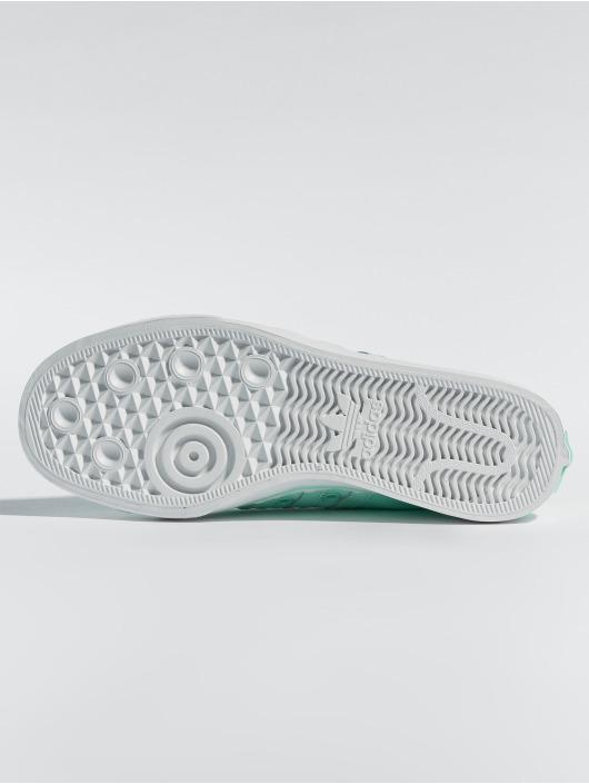 adidas originals Сникеры Nizza W зеленый