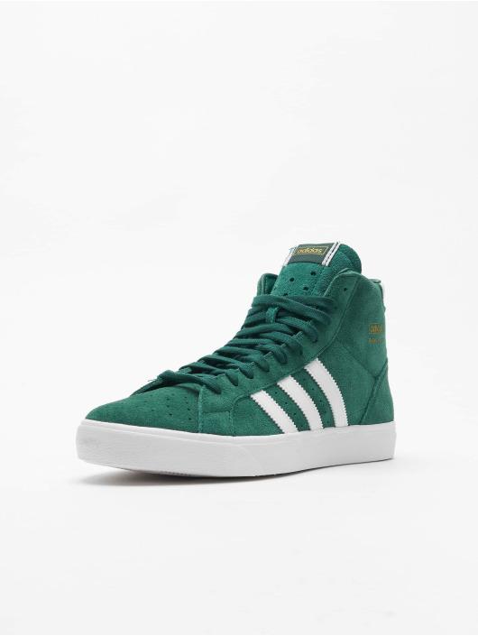 adidas Originals Сникеры Basket Profi зеленый
