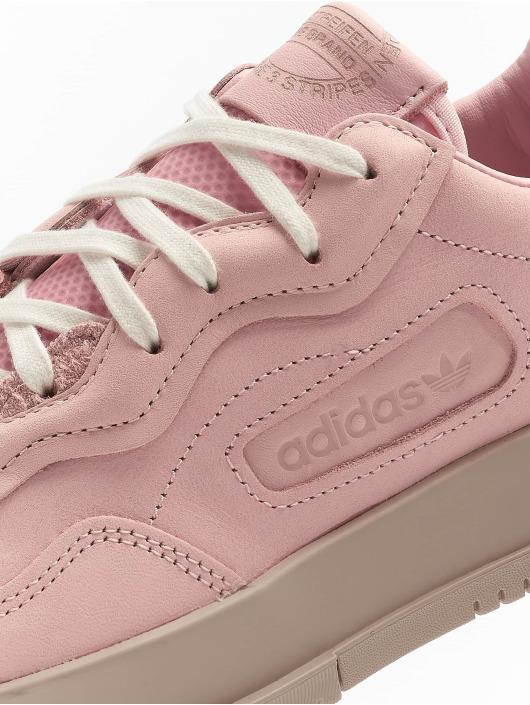 adidas Originals Сникеры SC Premiere лаванда