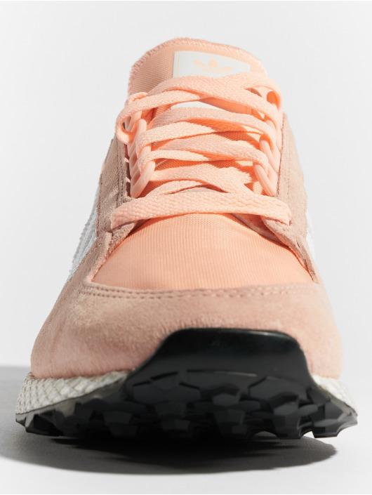 adidas originals Сникеры Forest Grove W оранжевый