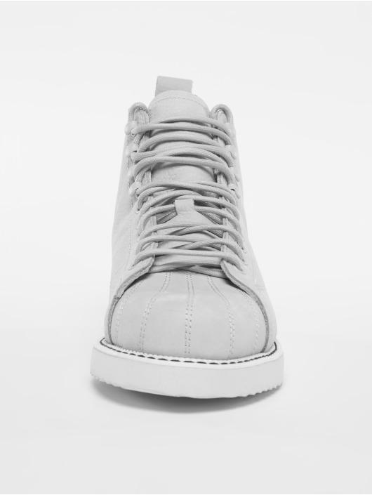adidas originals Сникеры Superstar Boot W серый
