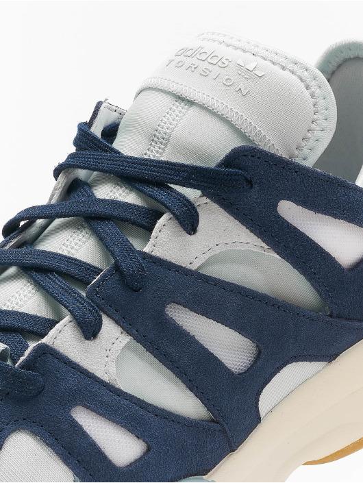 adidas originals Сникеры Dimension серый