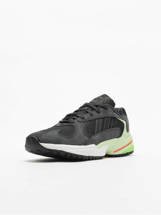 adidas Originals Сникеры Yung-1 Trail серый