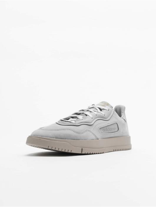 adidas Originals Сникеры SC Premiere серый