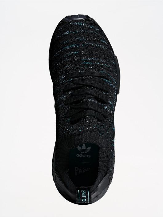 adidas originals Сникеры NMD_R1 STLT  Parley Primeknit черный