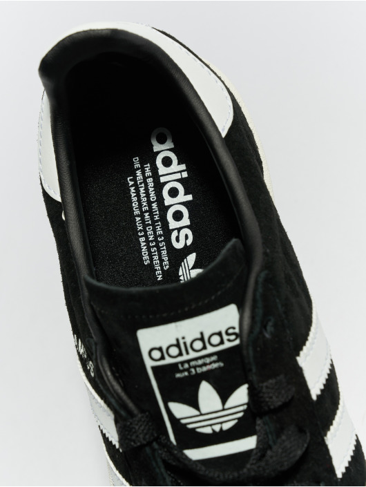 adidas originals Сникеры Campus черный