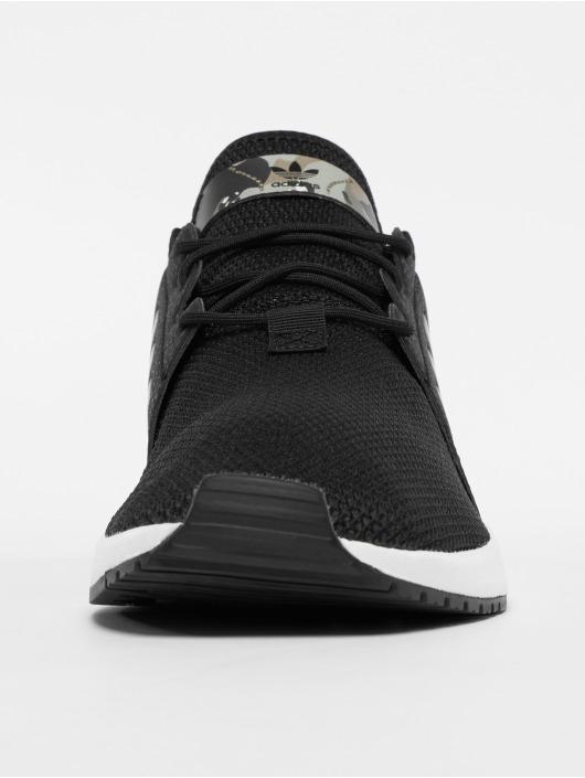 adidas originals Сникеры X_plr черный