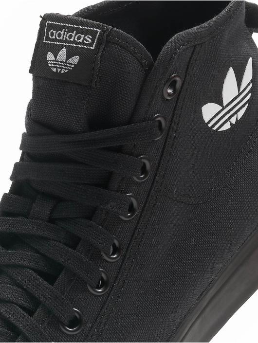 adidas Originals Сникеры Nizza Hi черный