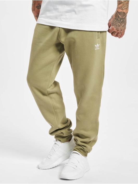 adidas Originals Спортивные брюки Essentials коричневый