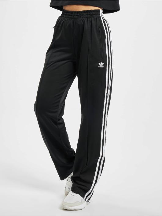 adidas Originals Спортивные брюки Firebird черный