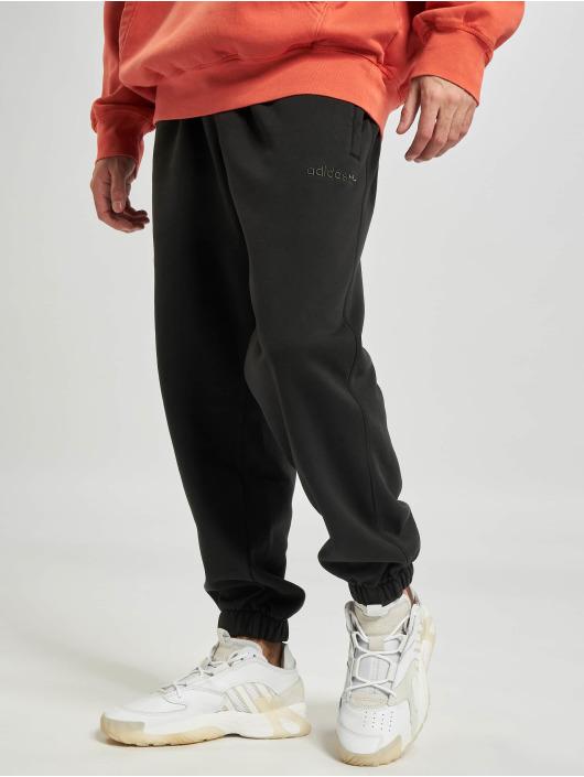 adidas Originals Спортивные брюки Dyed черный