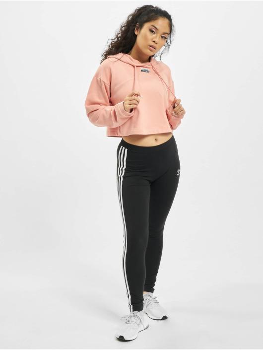 adidas Originals Толстовка Cropped лаванда