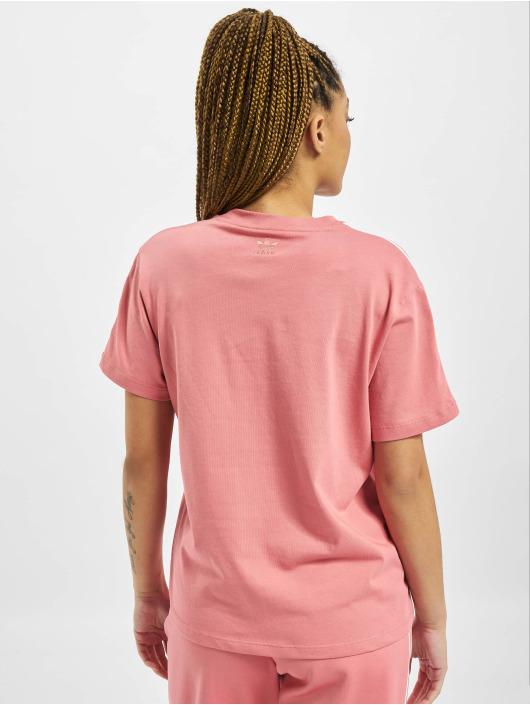 adidas Originals Футболка Loose розовый