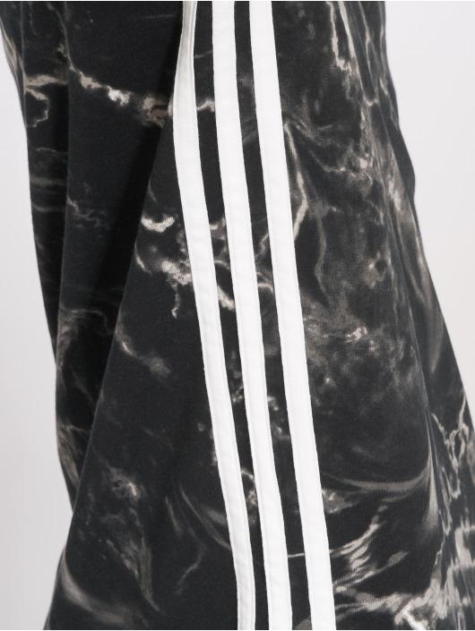 adidas originals Футболка Mrbl Stripe черный
