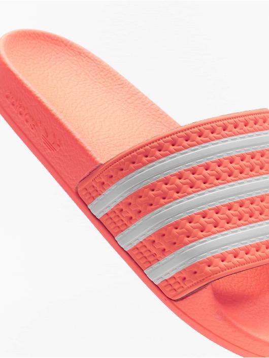 adidas Originals Шлёпанцы Adilette лаванда