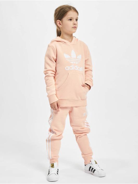 adidas Originals Anzug Hoodie orange