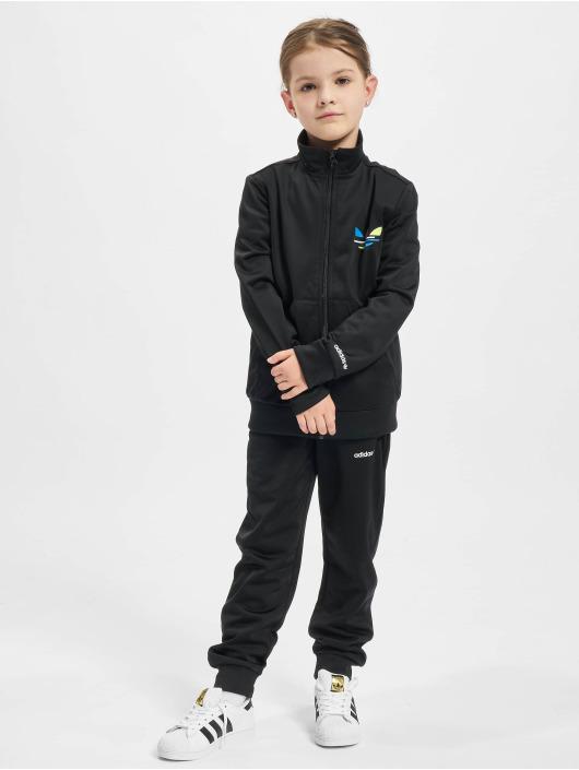 adidas Originals Anzug Originals schwarz