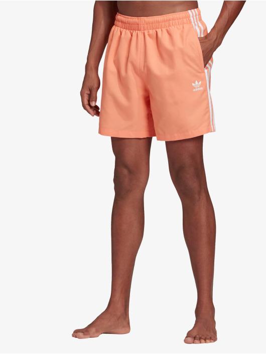 adidas Originals Badeshorts 3-Stripe orange