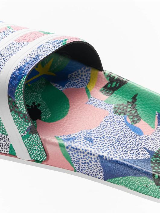 adidas Originals Badesko/sandaler Adilette mangefarget