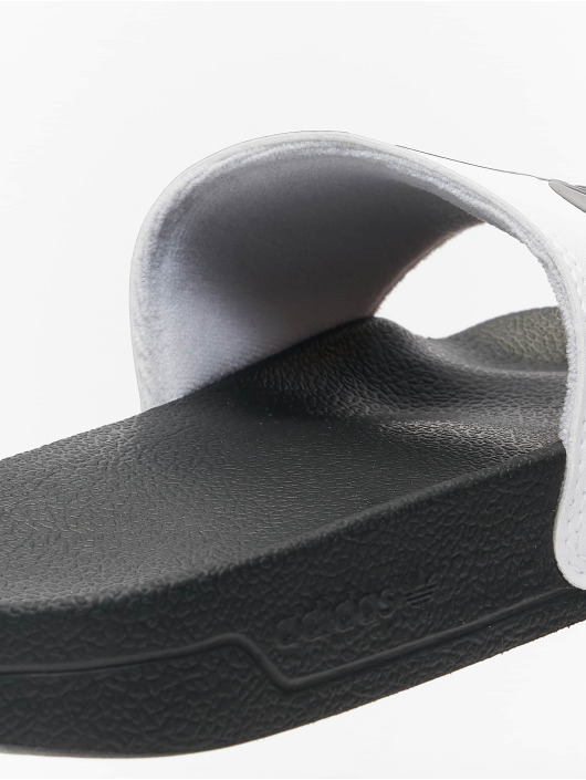 adidas Originals Badesko/sandaler Adilette Lite W svart