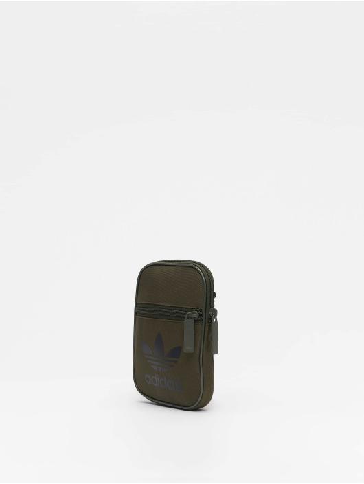 adidas originals Bag Festival Trefoil olive