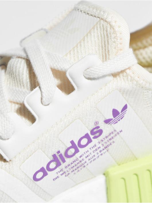 adidas originals Baskets Nmd_r1 blanc