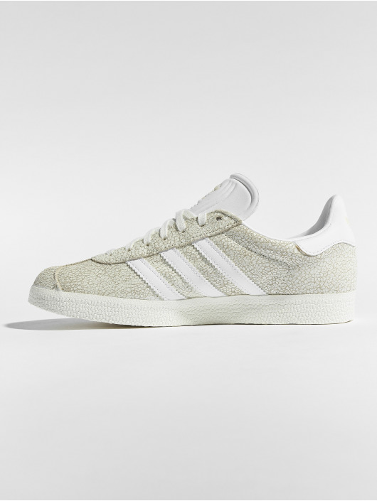 adidas originals Baskets Gazelle W blanc