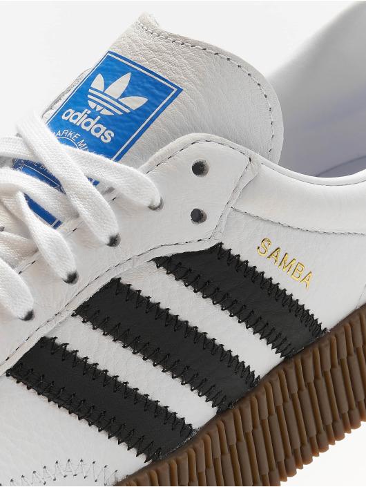 separation shoes 224ff 7c67f adidas originals Baskets Sambarose blanc ...