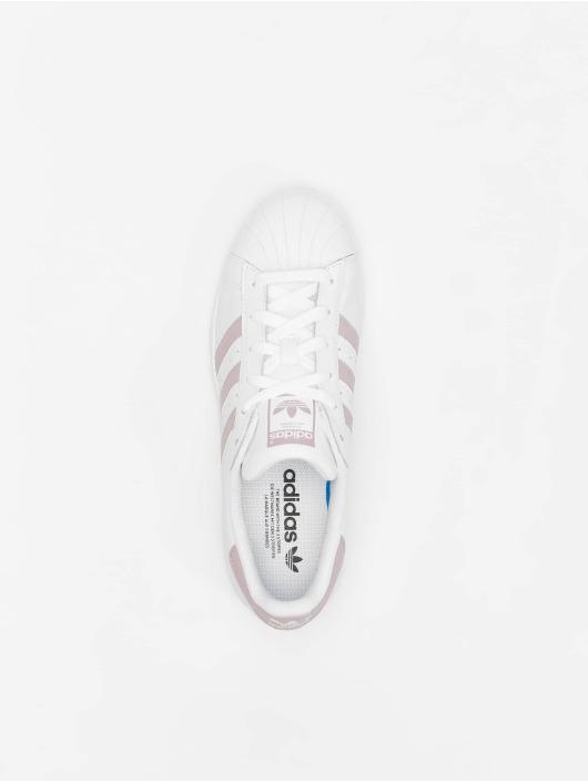 adidas originals Baskets Superstar W blanc