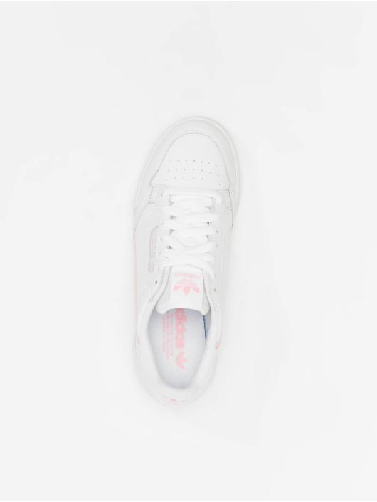 adidas originals Baskets Continental 80 W blanc