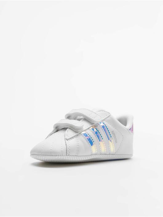 adidas originals Baskets Superstar Crib blanc