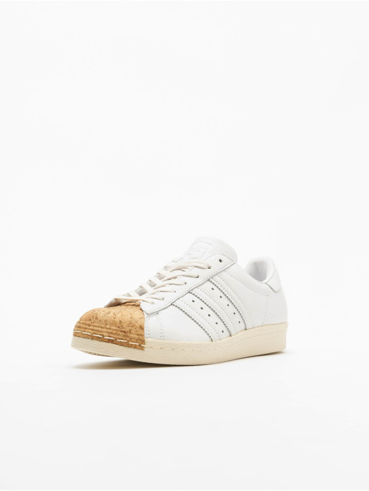 adidas Originals Baskets Superstar 80S blanc