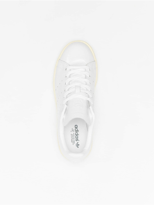 Blanc Adidas Femme Originals Smith Stan 554057 Baskets dtxQrshC