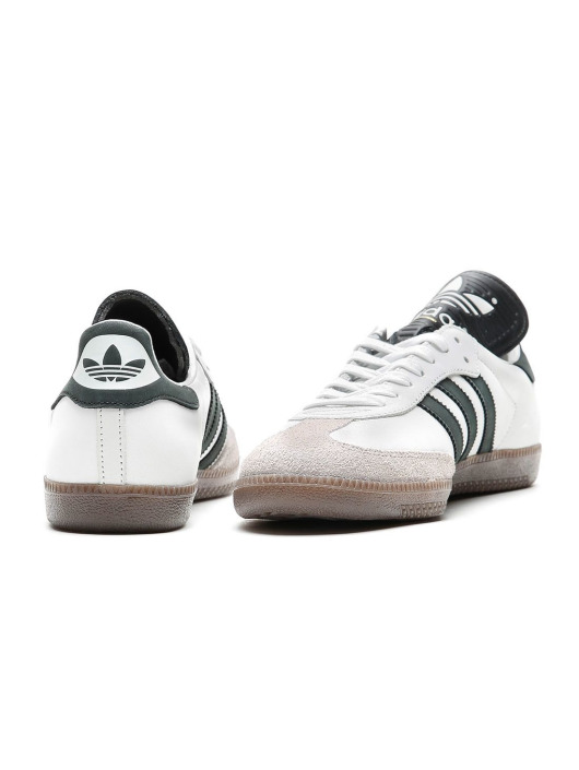 Blanc Samba 554837 Og Homme Baskets Originals Classic Adidas R34Ajq5L