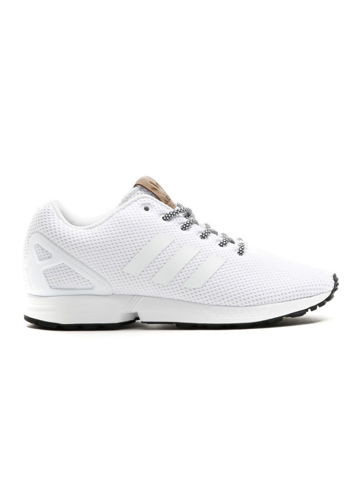 adidas originals Baskets ZX Flux blanc ...