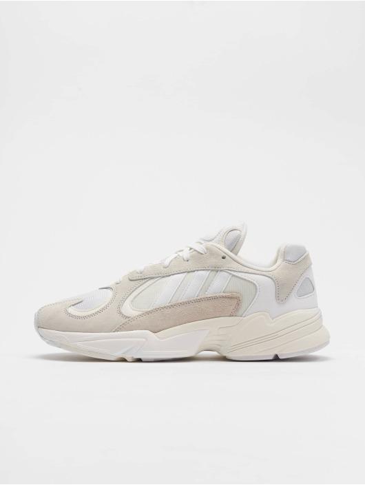 new styles 3afc5 7c424 ... adidas originals Baskets Adidas Originals Yung-1 Sneakers blanc ...