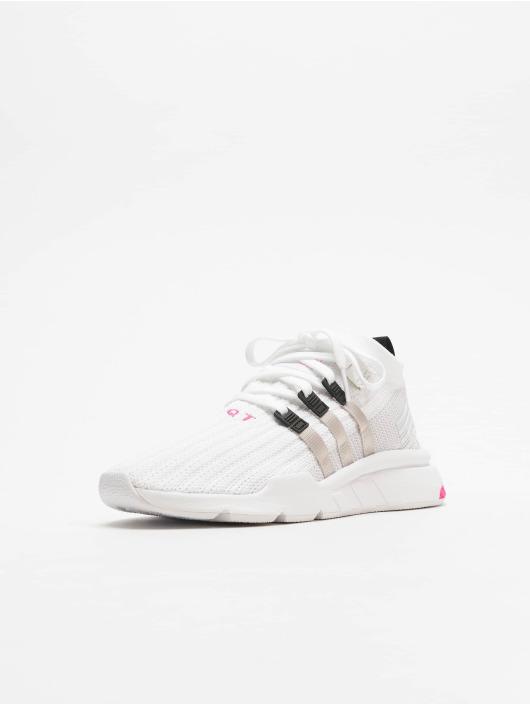 adidas originals Baskets Eqt Support Mid Adv blanc
