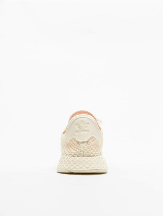 adidas originals Baskets Deerupt Runner blanc