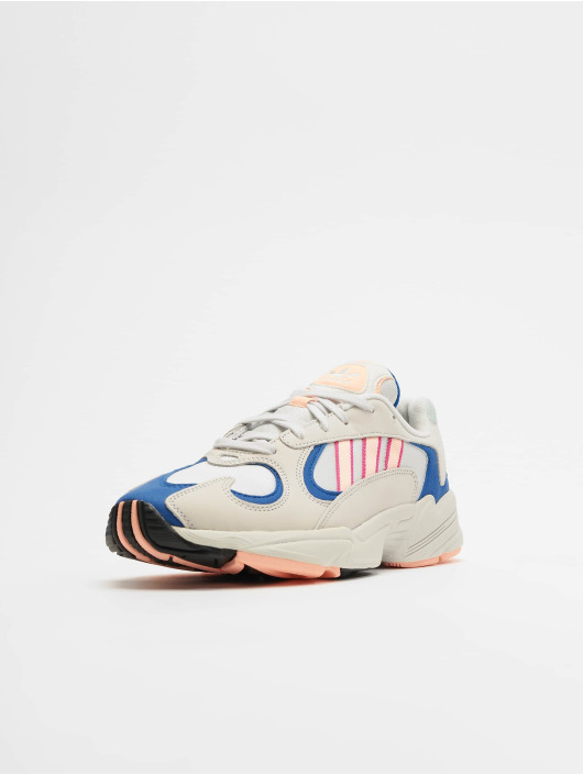adidas originals Baskets Yung-1 blanc