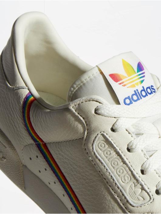 adidas originals Baskets Continental 80 Pride blanc