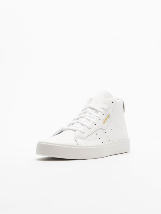 adidas Originals Baskets Sleek Mid blanc