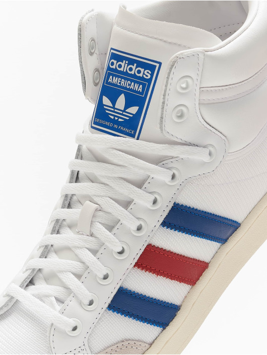adidas Originals Baskets Americana HI blanc