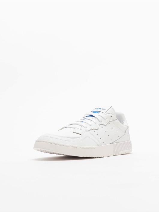 adidas Originals Baskets Supercourt blanc