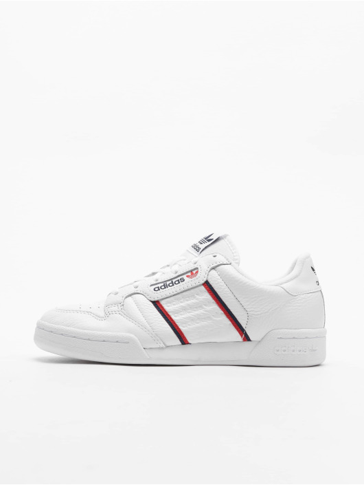 adidas Originals Baskets Continental 80 blanc